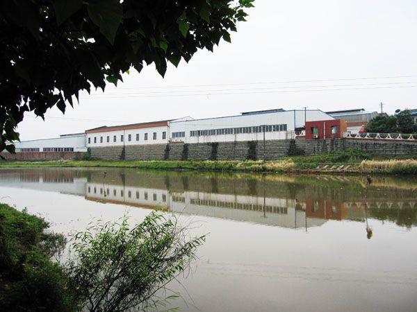 亿博电竞体育厂区环境
